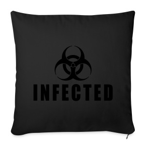 Cybergoth bag - Sofa pillow cover 44 x 44 cm