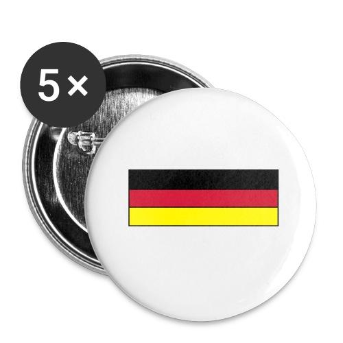 Deutschland Button - Buttons klein 25 mm