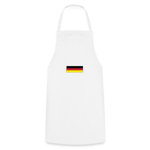 Deutschland Button - Kochschürze