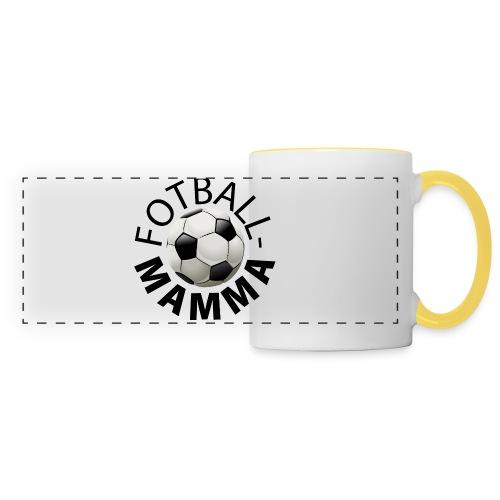 Fotballmamma - Panoramakopp