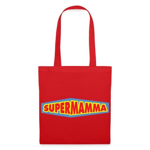 Supermamma - Stoffveske