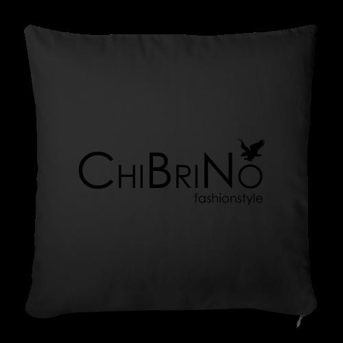 ChiBriNo - Retrotrasche - Sofakissenbezug 44 x 44 cm