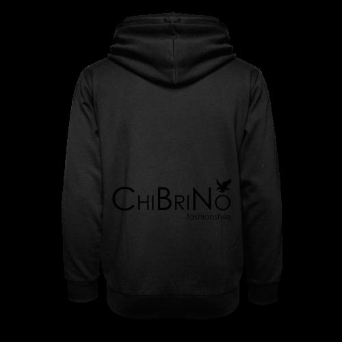 ChiBriNo - Retrotrasche - Schalkragen Hoodie