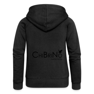 ChiBriNo - Retrotrasche - Frauen Premium Kapuzenjacke