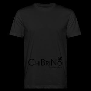 ChiBriNo - Retrotrasche - Männer Bio-T-Shirt