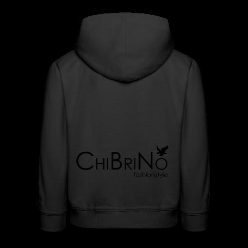ChiBriNo - Retrotrasche - Kinder Premium Hoodie