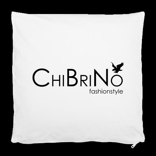 ChiBriNo - Retrotrasche - Kissenbezug 40 x 40 cm