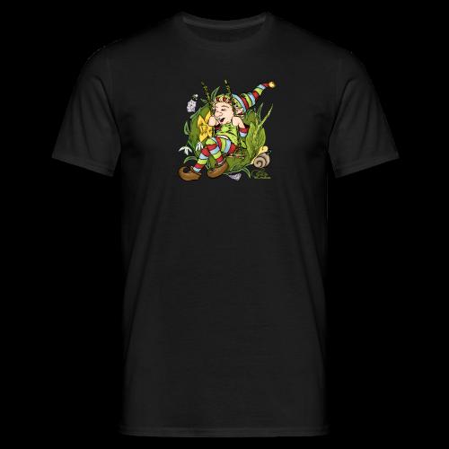 Schaukelnder Wicht - Männer T-Shirt