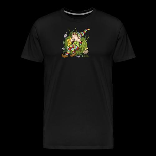Schaukelnder Wicht - Männer Premium T-Shirt