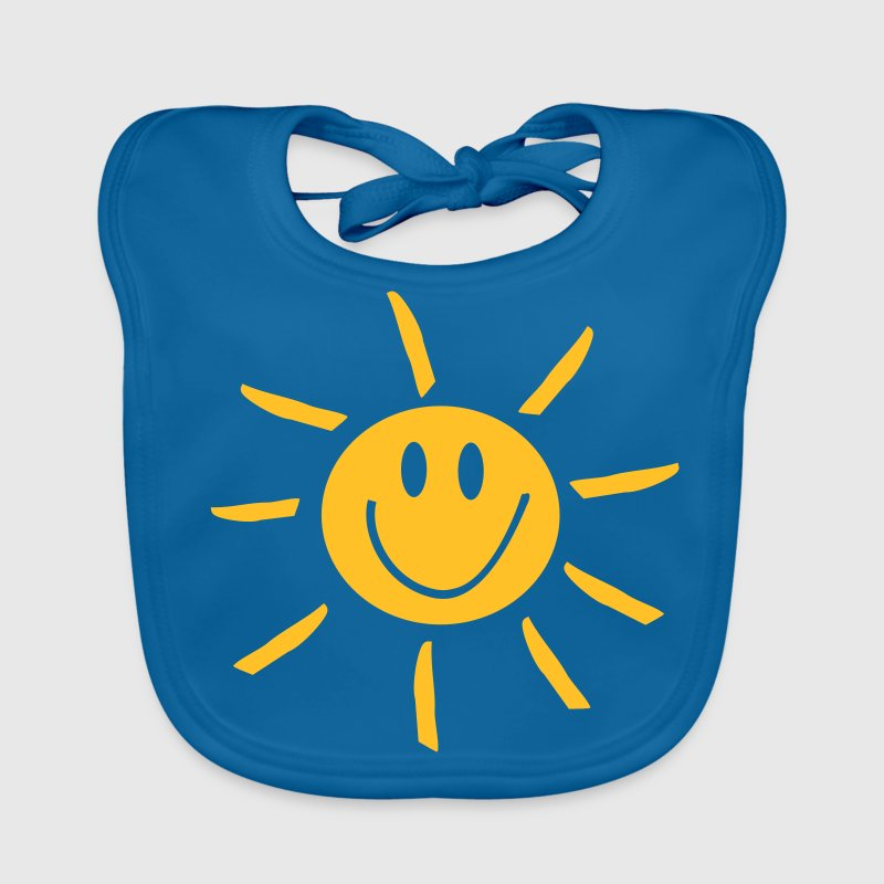 Black sun Accessories - Baby Organic Bib