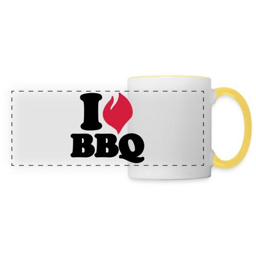 I love BBQ Romper - Panoramamok