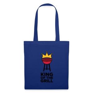 King of the grill - Tas van stof