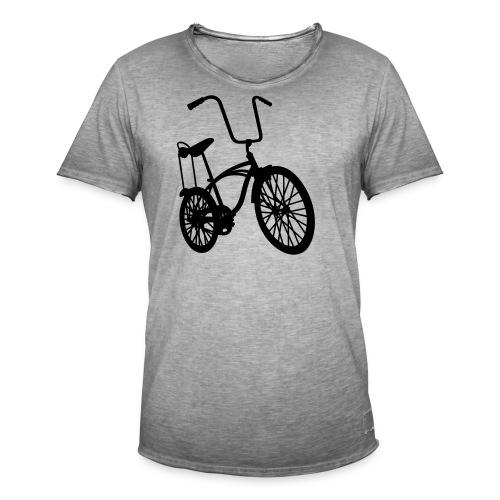 Bicicross Red - Maglietta vintage da uomo