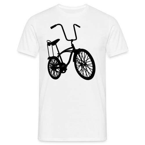 Bicicross Red - Maglietta da uomo