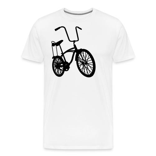 Bicicross Red - Maglietta Premium da uomo