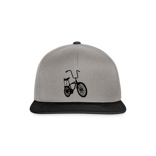 Bicicross Red - Snapback Cap