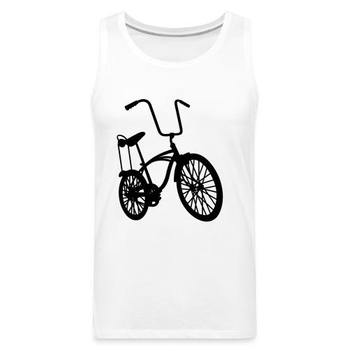 Bicicross Red - Canotta premium da uomo
