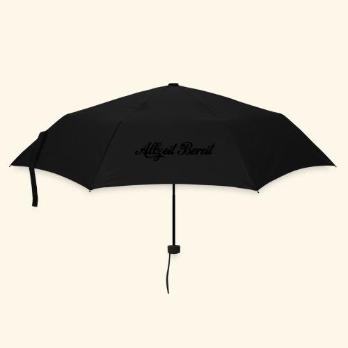 Allzeit Bereit - Mädls - Regenschirm (klein)
