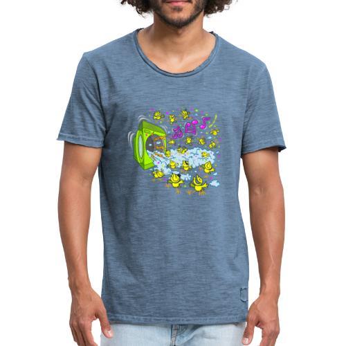 Chicks Foam Party - Men's Vintage T-Shirt