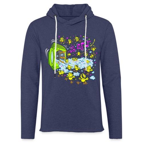 Chicks Foam Party - Light Unisex Sweatshirt Hoodie