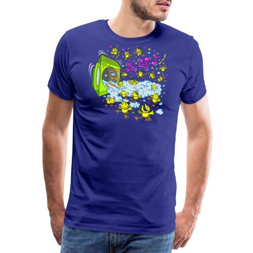 Chicks Foam Party - Men's Premium T-Shirt
