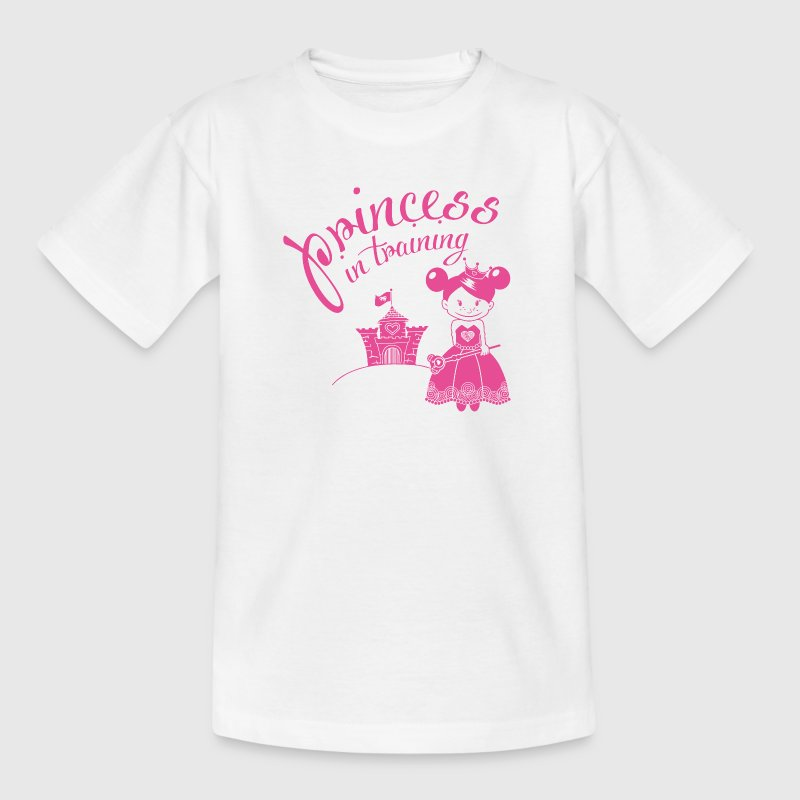 princess in training Tee shirts - T-shirt Ado