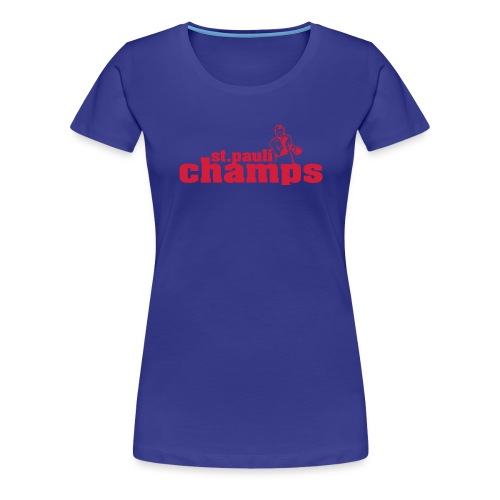 Einen Heiermann für Sankt Pauli - Frauen Premium T-Shirt