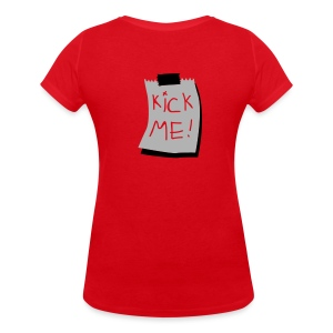 hello there how are you?  I am good.  thanks for asking.  and yourself? - Women's Organic V-Neck T-Shirt by Stanley & Stella
