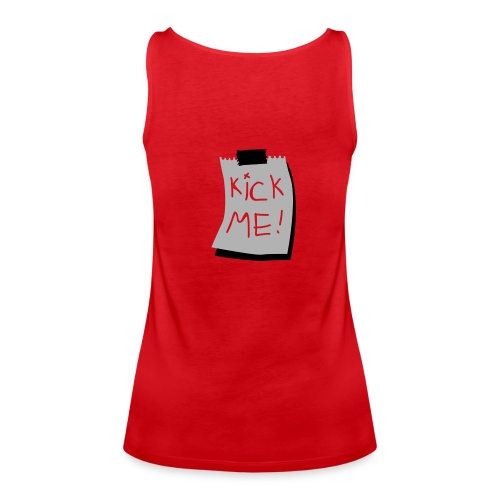 hello there how are you?  I am good.  thanks for asking.  and yourself? - Women's Premium Tank Top