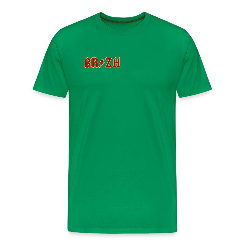 Breizh AC/DC Gwer - T-shirt Premium Homme