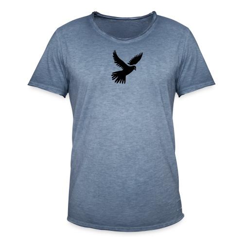 Peace Dove - Männer Vintage T-Shirt