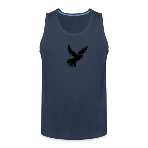 Peace Dove - Männer Premium Tank Top