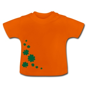 Shamrocks - Baby T-Shirt