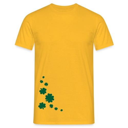Shamrocks - Männer T-Shirt