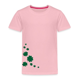 Shamrocks - Kinder Premium T-Shirt