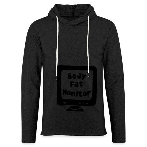BodyFatMonitor - Leichtes Kapuzensweatshirt Unisex