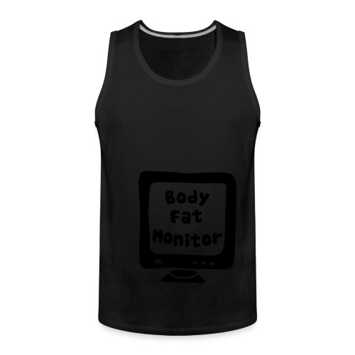 BodyFatMonitor - Männer Premium Tank Top