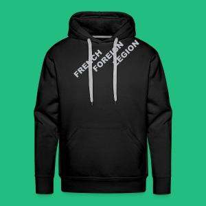 XXXL - Sweat-shirt à capuche Premium pour hommes