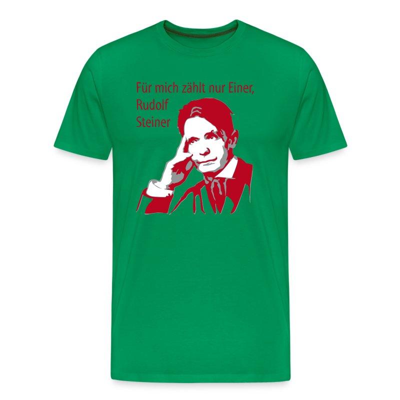 Rudolf Steiner - Männer Premium T-Shirt