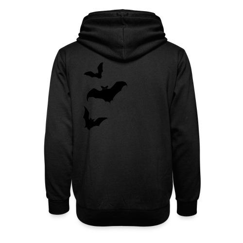 Bats - Shawl Collar Hoodie