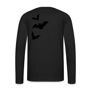 Bats - Men's Premium Longsleeve Shirt