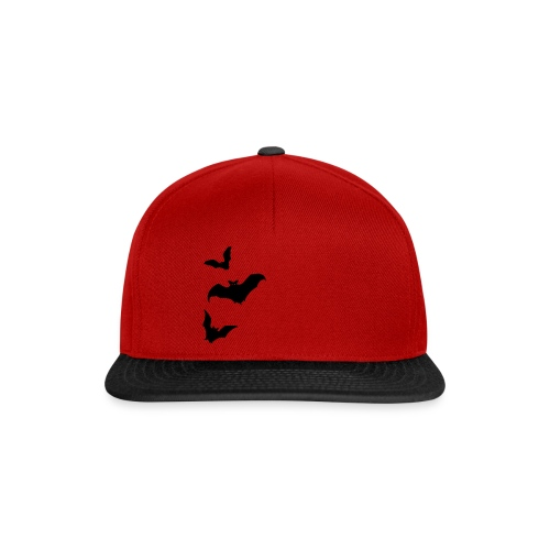 Bats - Snapback Cap