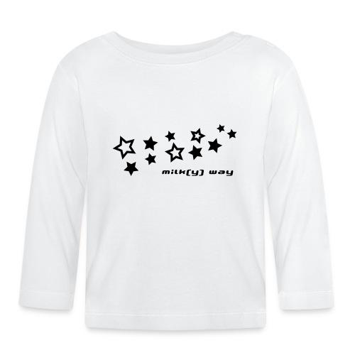 milk(y) way - Baby Long Sleeve T-Shirt