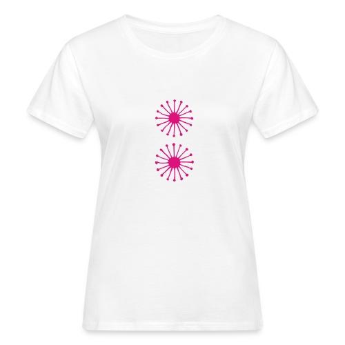 Skummetmelk - Økologisk T-skjorte for kvinner