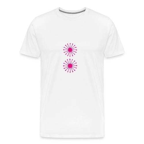 Skummetmelk - Premium T-skjorte for menn