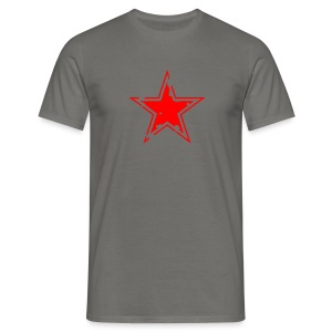 star distressed 2 - Men's T-Shirt