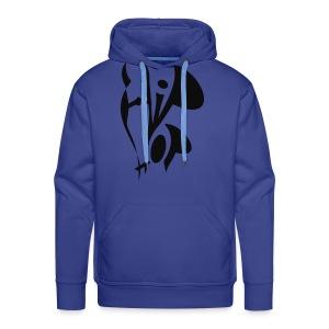 shirt hiphop mk style - Männer Premium Hoodie