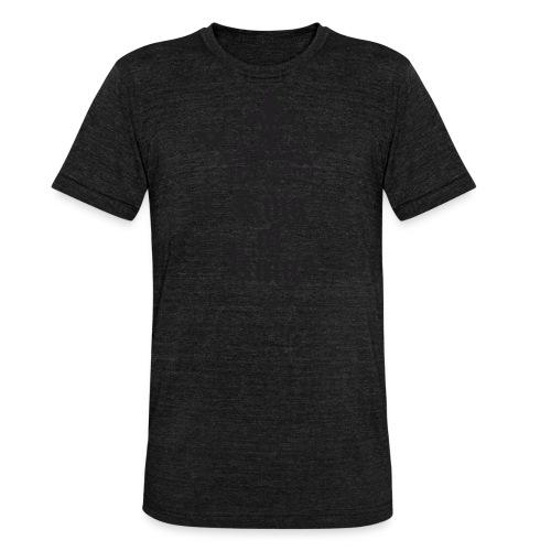 K.O.K.-red|white (Girls) - Unisex Tri-Blend T-Shirt von Bella + Canvas