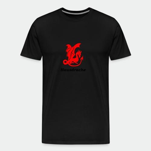 Hausdrache - Männer Premium T-Shirt