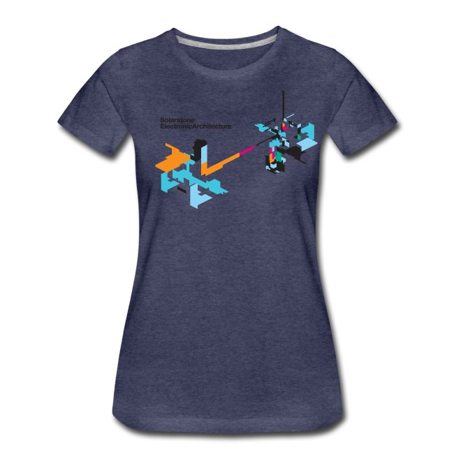 Electronic Architecture T-Shirt [Female]